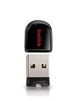 SanDisk 8GB Cruzer Fit USB Flash Drive